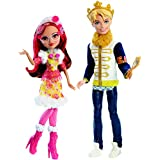 Ever After High Epic Winter Toy - Daring Charming and Rosabella Beauty Deluxe Fashion Doll