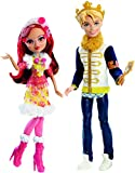 Ever After High Ewiger Winter 2-Pack, Darling Charming und Rosabella Beauty Puppen