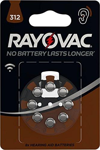 Varta HA312 Single-use Battery PR41 Zink-Luft 1,45 V - Batterien (Single-use Battery, PR41, Zink-Luft, Knopf/Münze, 1,45 V, 1 Stück(e))