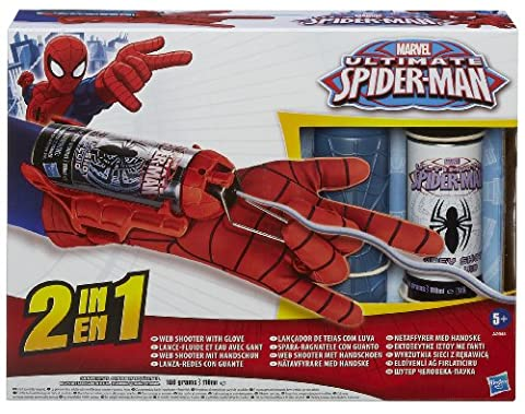 Marvel Ultimate Spider-Man Web/Water Shooter with