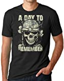 OM3 - A DAY TO Remember T - Shirt ADtR Hardcore Metalcore