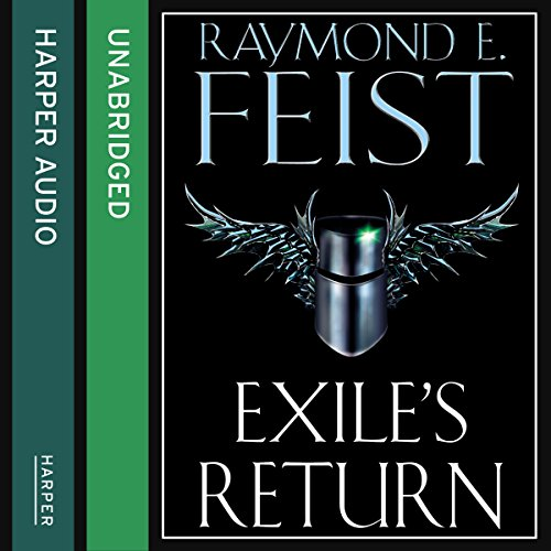 Exile's Return: Conclave of Shadows, Book 3