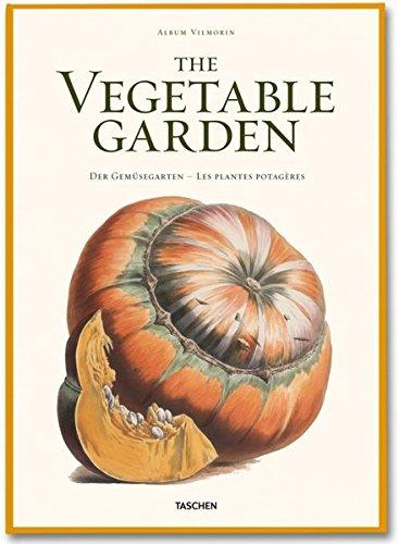 Album Vilmorin. The vegetable garden (Loose Leafed Boxed Collection) - Boxed Garten