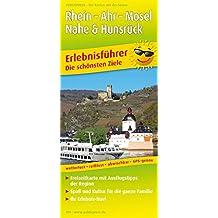 Rhein - Ahr - Mosel, Nahe & Hunsrück: Erlebnisführer mit Informationen zu Freizeiteinrichtungen auf der Kartenrückseite, wetterfest, reißfest, GPS-genau. 1:140000 (Erlebnisführer / EF)