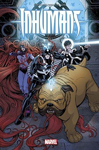 Inhumans - Rois d'hier et de demain par Christopher Priest