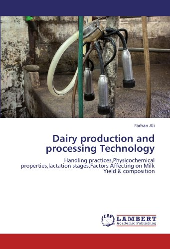 Dairy production and processing Technology por Farhan Ali