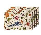 meSleep Embroidery Print Table Mats