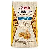 Barilla - Emiliane Cappelletti con Parmigiano Reggiano - 5 confezioni da 250 g [1250 g, 15 porzioni]