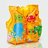 #5: Intex Tropical Buddies Swim Vest, Multi Color