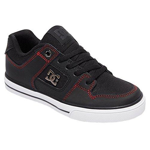 DC Shoes Pure Se Chaussure Enfant Noir Taille
