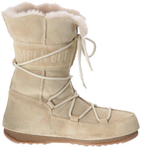 Moon Boot W.E. Vagabond Mid, Boots femme Beige