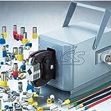 IWS-120Y Máquina de Prensado Neumática para 0.25-120mm2 Fin-mangas de Cable