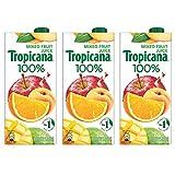 #10: Tropicana Mixed Fruit 100% Juice 1L (Pack of 3)
