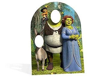Star Cutouts-stsc821-Figura Gigante Leprechaun en-Shrek para niños-DreamWorks