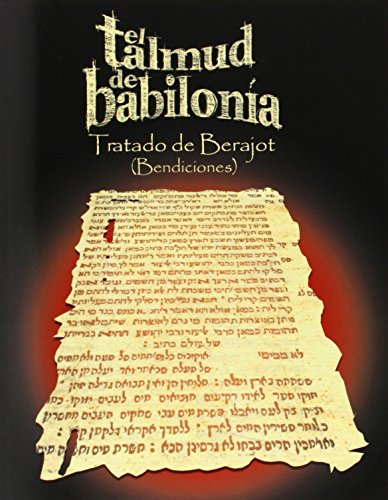 Descargar Libro El Talmud de Babilonia: Tratado de Berajot (Bendiciones) de Varios