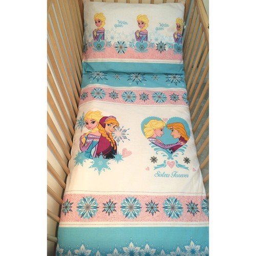 The Pleasure Of Your Eyes The Snow Queen Elsa Anna Disney Cot