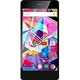 Archos Diamond S Smartphone débloqué 4G (Ecran: 5 pouces - 16 Go - Double SIM - Android 5.1 Lollipop) Noir