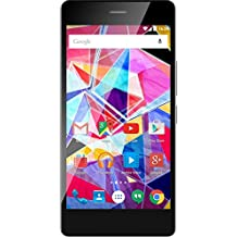 ARCHOS Diamond S LTE (12,7 cm (5 Zoll) Super AMOLED HD Display, Dual SIM, Octa-Core, 16 MP + 8 MP Frontkamera, 2 GB RAM, 16GB Speicher, Android 5.1 Lollipop, Fusion Storage)