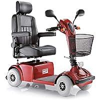 SCOOTER ELETTRONICO 4 RUEDAS - para discapacitados y ancianos - Mod.SURACE TWIST