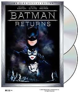 Batman Returns [DVD] [1992] [Region 1] [US Import] [NTSC]