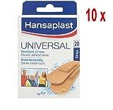 3x Hansaplast Cerotto–Universal–20strisce