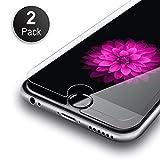 Avoalre Pellicola Protettiva 2 Pezzi Vetro Temperato iPhone 7 iPhone 8 Schermo Protezione Screen Protector 0,33 mm HD Ultra Resistente Alta Qualità