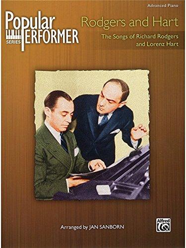 The Songs Of Richard Rodgers und Lorenz Hart. Noten für KLavier