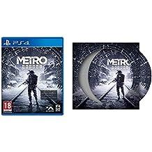 Metro Exodus - Vinyl Edition [Esclusiva Amazon] - PlayStation 4