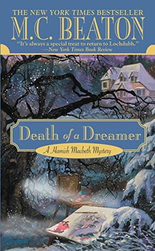 Death of a Dreamer (A Hamish Macbeth Mystery Book 21) (English Edition)