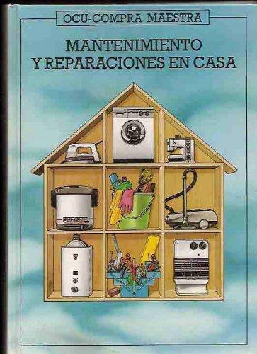 Mantenimiento y reparaciones en casa