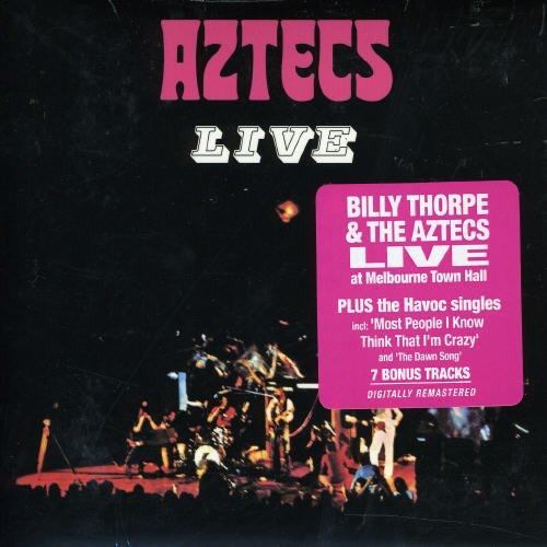 Aztec Music Box (Live)