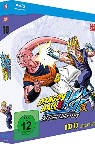 Dragonball Z - Box 10 - Episoden 151-167 [Blu-ray]