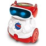 #0618 Programmierbarer Galileo Mein erster Roboter DOC • mit Zubehör Kinder Spielzeug