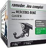 Rameder Attelage rotule démontable pour Mercedes-Benz Classe B + Faisceau 7 Broches...
