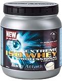 Body Attack ISO Whey, 1 er Pack (1 x 1,8 kg)