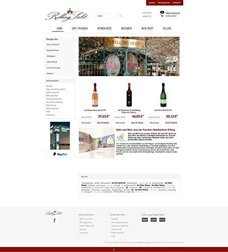Online-Shop mit Shopware 5 - inkl. Responsive Template