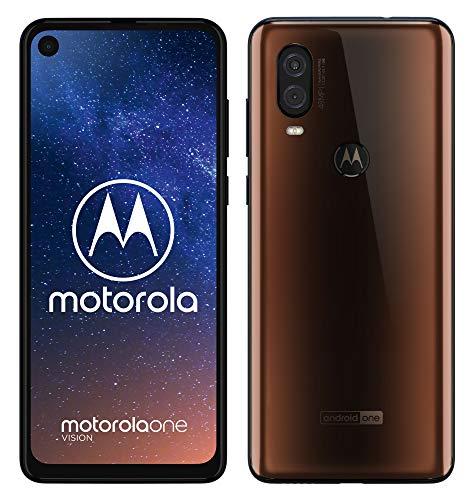 Motorola One Vision Dual SIM, 128GB, 48MP, Android 9 Pie,...