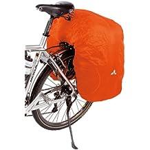 Vaude 3-Fold-Raincover - Funda impermeable para alforjas de bicicleta naranja naranja Talla:talla única