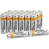 AmazonBasics Lot de 20 piles alcalines Type AA