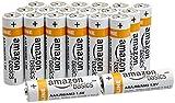 AmazonBasics - Pile alcaline stilo AA 1.5V, confezione da 20, 2750 mAh