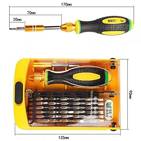 best-888a 38in 1vielseitig Precision elektronische Hardware Repair Tools Kit für