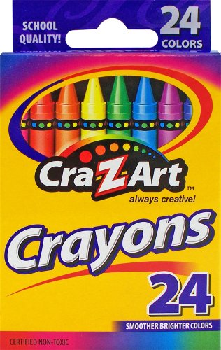 Crayons (3 pack)