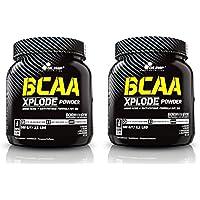 Preisvergleich für Olimp BCAA Xplode Powder Cola, 2er Pack (2 x 500 g)