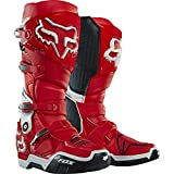 Fox Racing Instinct Red Motocross Boots Size 7 UK (41 EU)
