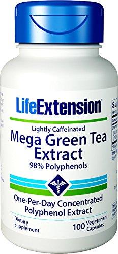 Life Extension Mega Green Tea Extract 98% Polyphenols