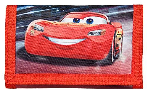 Geldbörsen Für Kinder - Undercover CAAD7010 Geldbörse, Disney Pixar Cars