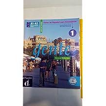 Gente 1 Nueva Edición. Libro del alumno + CD (Ele - Texto Español)