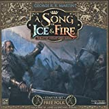 A Song of Ice & Fire: Tabletop Miniatures Game Free Folk Starter Box - English