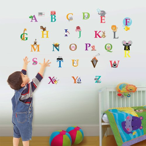 walplus-30x60-cm-wall-stickers-cute-alphabet-london-removable-self-adhesive-mural-art-decals-vinyl-h