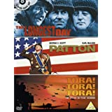 The Longest Day / Patton / Tora Tora Tora